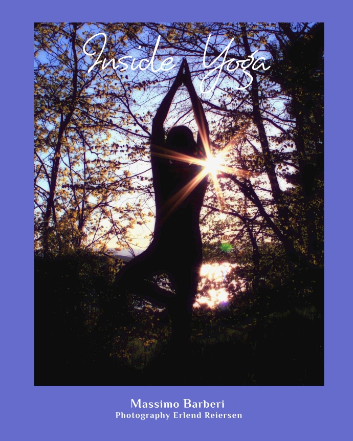 cover book Inside Yoga