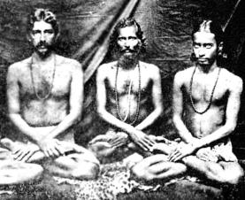 yogananda young mediation